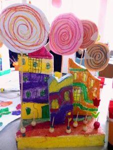 Hundertwasser - сглобяване