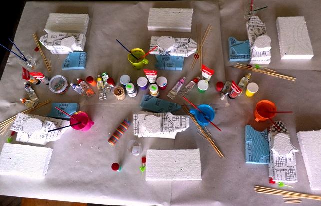 Hundertwasser - материали